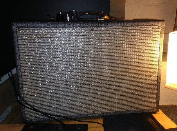 The Mystery Amp